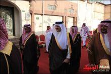 سمو أمير الشرقية يزور قبيلة آل بوعينين بالجـبيل